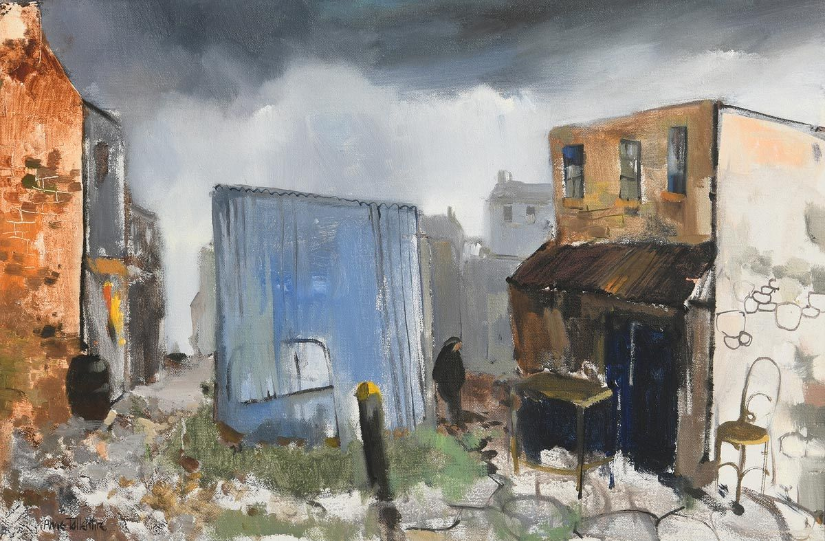 Anne Tallentire, Off Moore Street at Morgan O'Driscoll Art Auctions