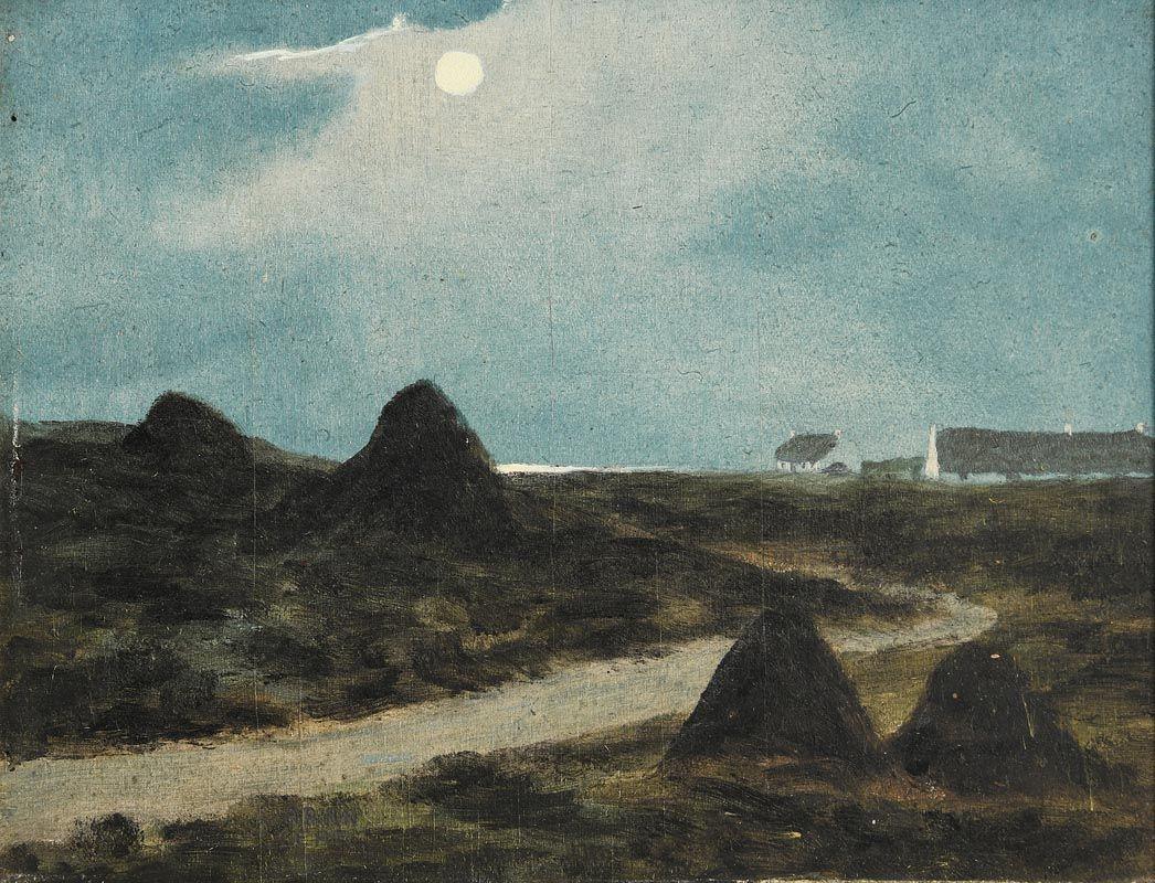 Ciaran Clear, Co. Donegal at Morgan O'Driscoll Art Auctions