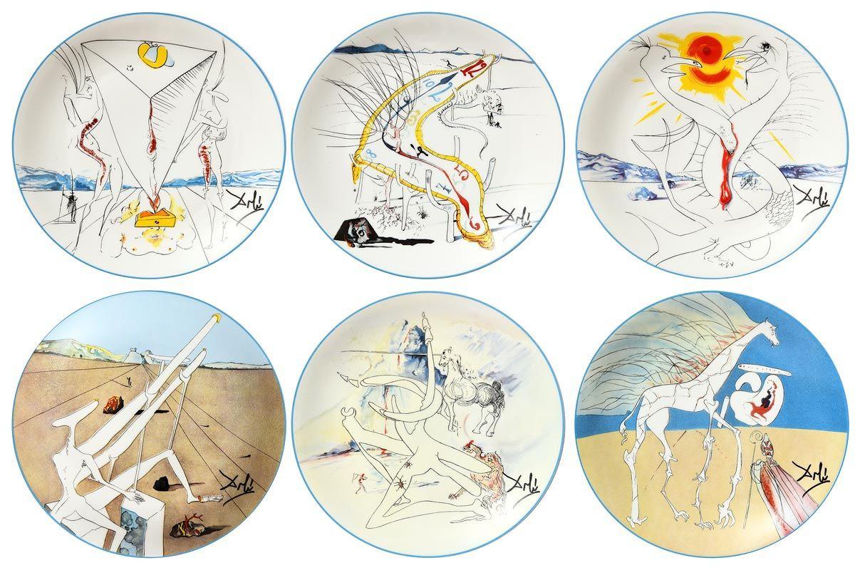 Salvador Dali, Cosmos at Morgan O'Driscoll Art Auctions