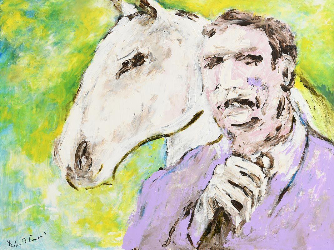 Declan O'Connor, Boss Man at Morgan O'Driscoll Art Auctions