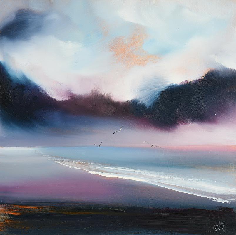 Paula McKinney, Approaching Storm at Morgan O'Driscoll Art Auctions