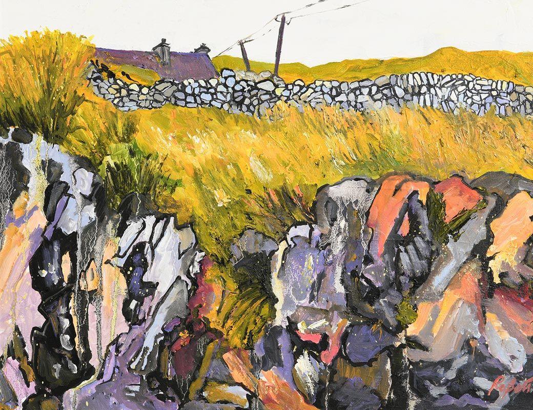 Dorothee Roberts, Sherkin Island, Co. Cork at Morgan O'Driscoll Art Auctions