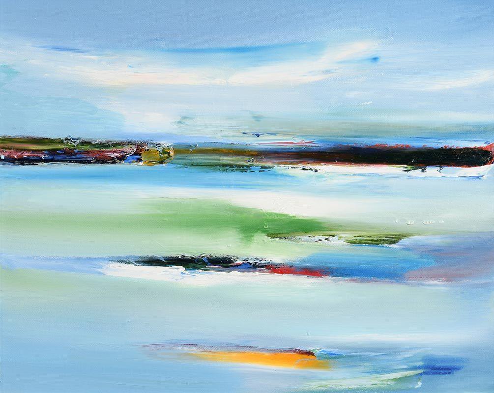 Majella O'Neill Collins, Towards the North at Morgan O'Driscoll Art Auctions