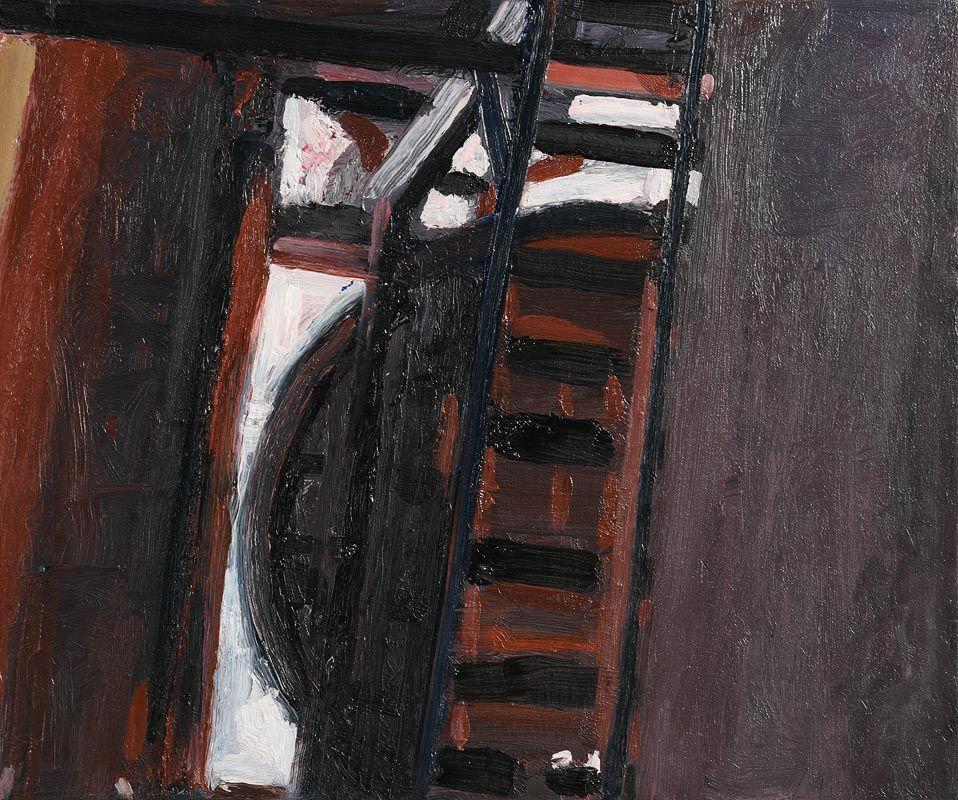 Stephen Lawlor, Liebherr No.7 (2007) at Morgan O'Driscoll Art Auctions