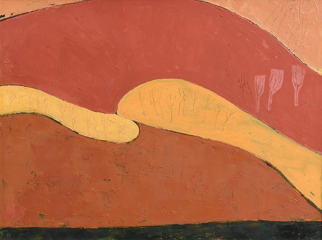Marc P. Cullen, Landscape at Morgan O'Driscoll Art Auctions