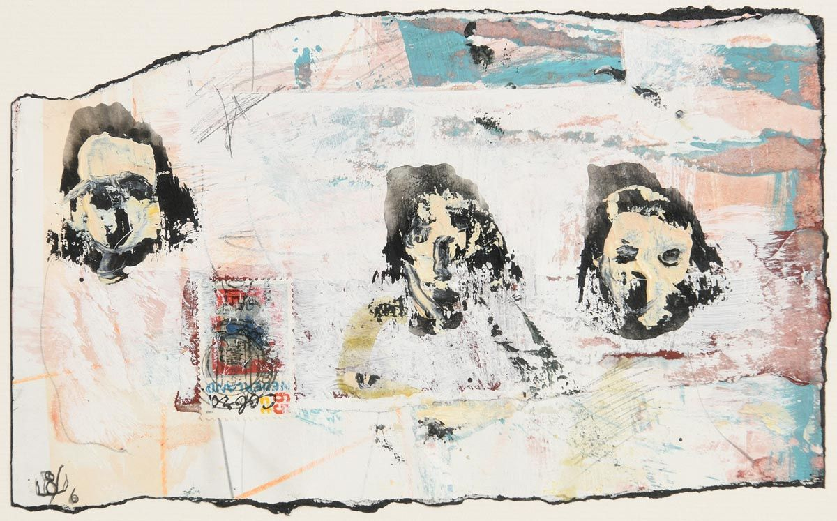 John Kingerlee, Heads (2006) at Morgan O'Driscoll Art Auctions