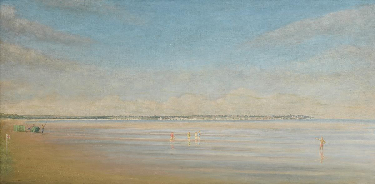 Timothy Charles P. Whidborne, Summer's Day at Morgan O'Driscoll Art Auctions