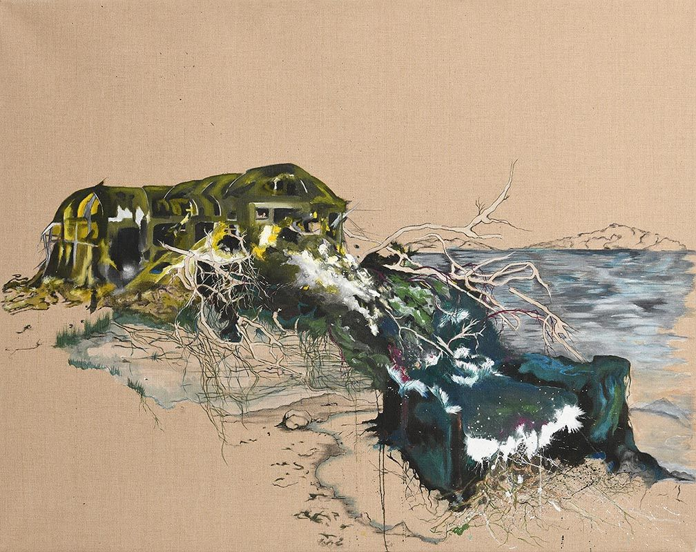 Colette Murphy, Flood Series I (2009) at Morgan O'Driscoll Art Auctions