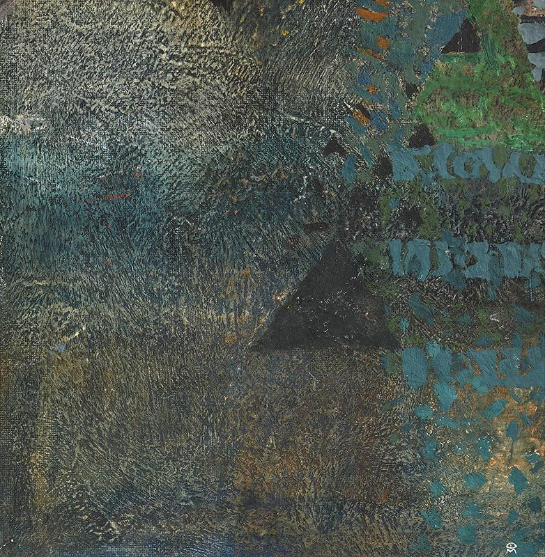 Colin Middleton, Landscape at Morgan O'Driscoll Art Auctions