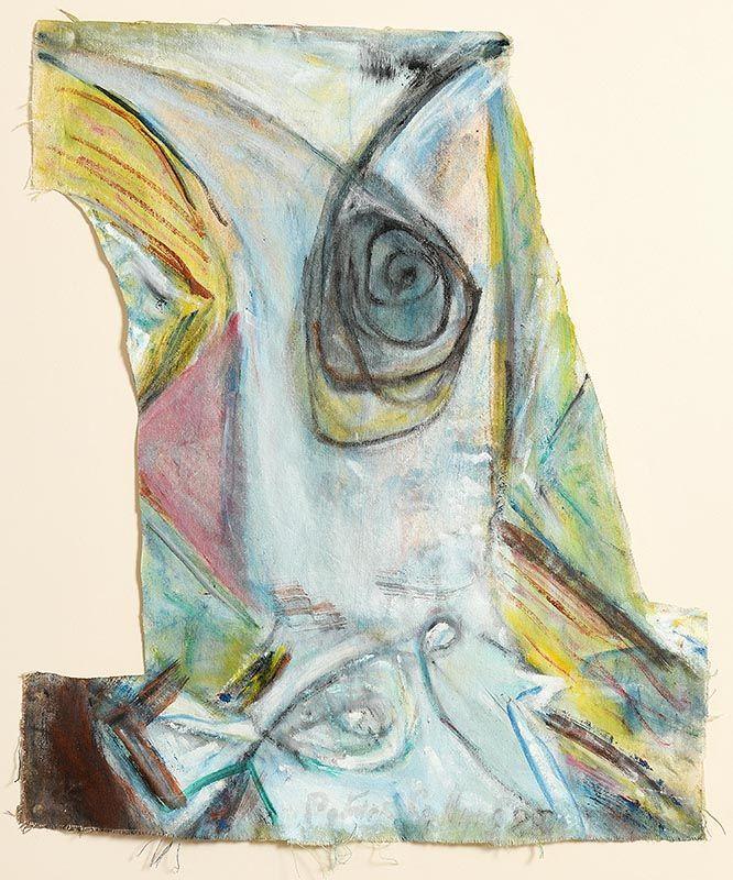 Patrick Collins, The Penitent Thief (1989) at Morgan O'Driscoll Art Auctions