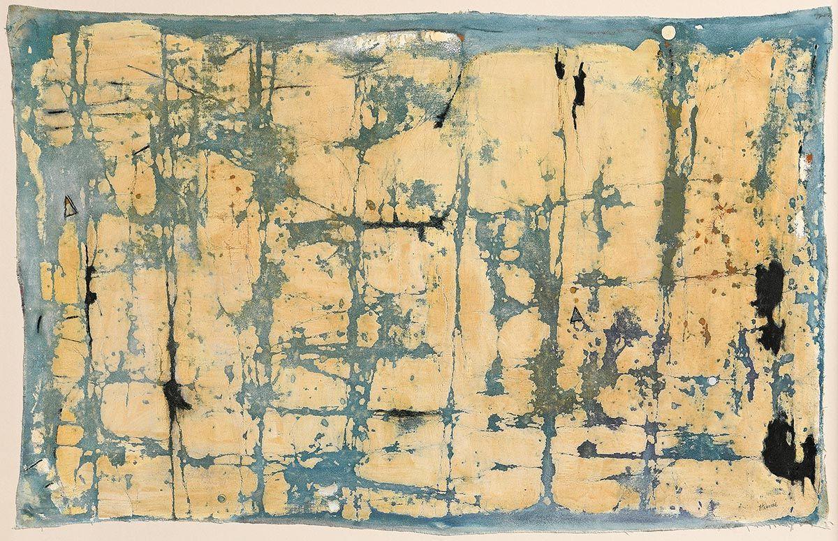 Mike Fitzharris, Fresco at Morgan O'Driscoll Art Auctions