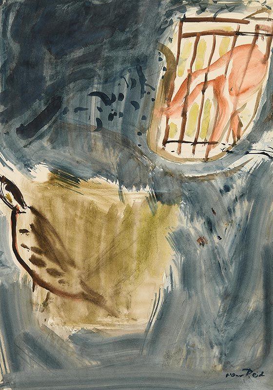 Nano Reid, Horse at the Gate at Morgan O'Driscoll Art Auctions