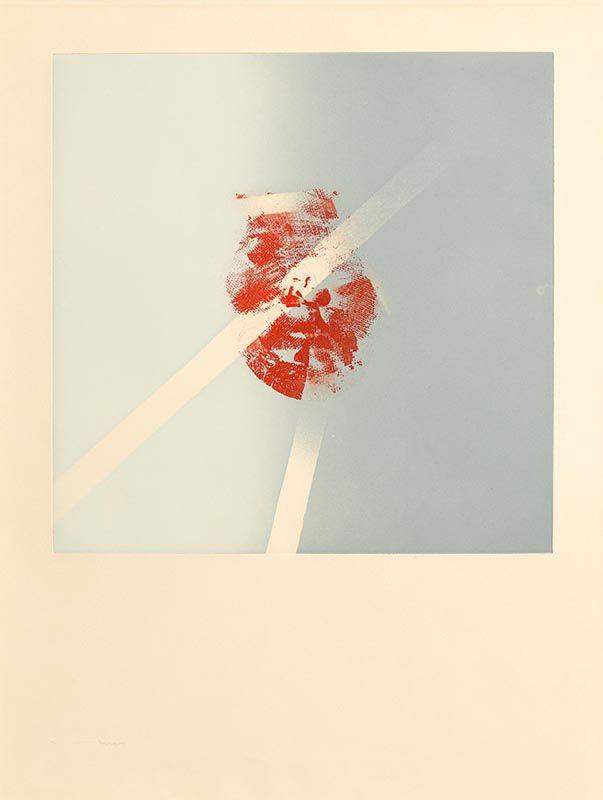 Louis Le Brocquy, Cuchulainn at Morgan O'Driscoll Art Auctions