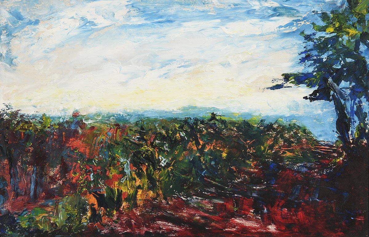 Jack Butler Yeats, Early Morning at Morgan O'Driscoll Art Auctions