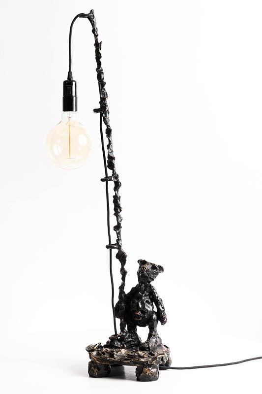 Patrick O'Reilly, Enlightened Bear (2018) at Morgan O'Driscoll Art Auctions
