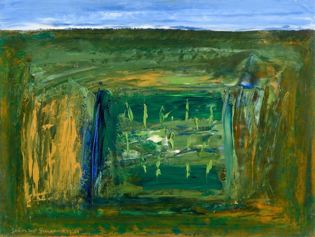 Sean McSweeney, April Bogland (2001) at Morgan O'Driscoll Art Auctions