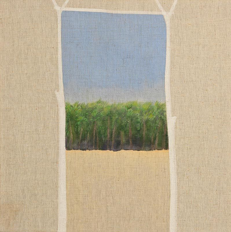Patrick Scott, Coconut Grove, Zipolete at Morgan O'Driscoll Art Auctions