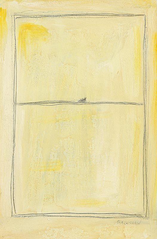Basil Blackshaw, Window at Morgan O'Driscoll Art Auctions