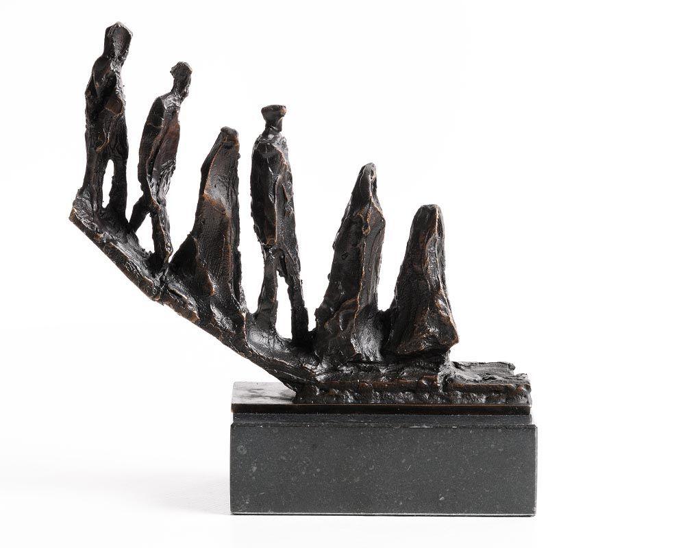 John Behan, Emigrants at Morgan O'Driscoll Art Auctions
