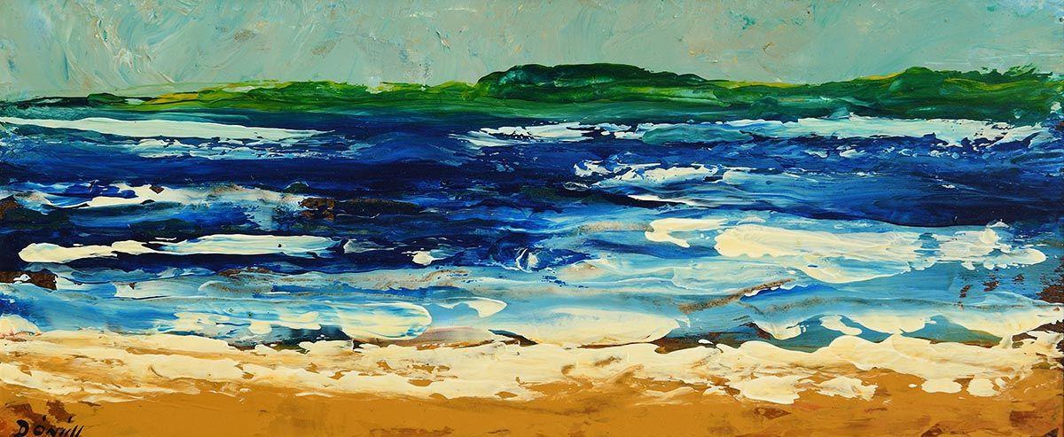 Daniel O'Neill, Western Shore at Morgan O'Driscoll Art Auctions