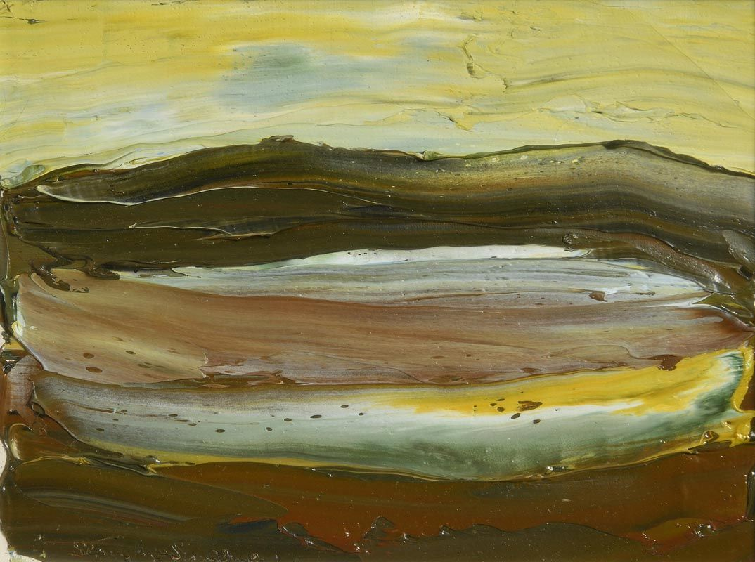 Sean McSweeney, Inlet at Morgan O'Driscoll Art Auctions