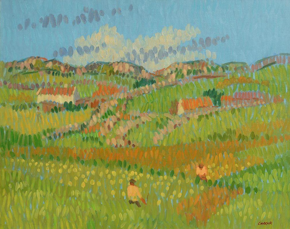 Desmond Carrick, Connemara at Morgan O'Driscoll Art Auctions