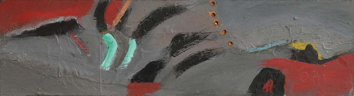Tony O'Malley, Autumn Landscape at Morgan O'Driscoll Art Auctions