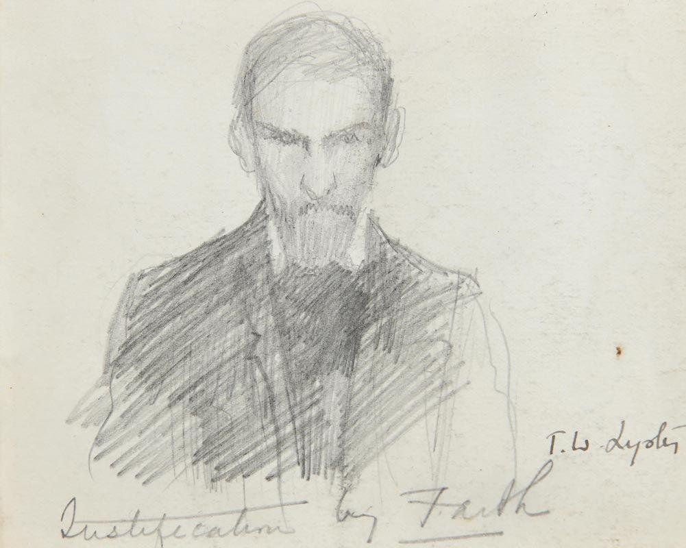 John Butler Yeats, T.W. Lyster at Morgan O'Driscoll Art Auctions