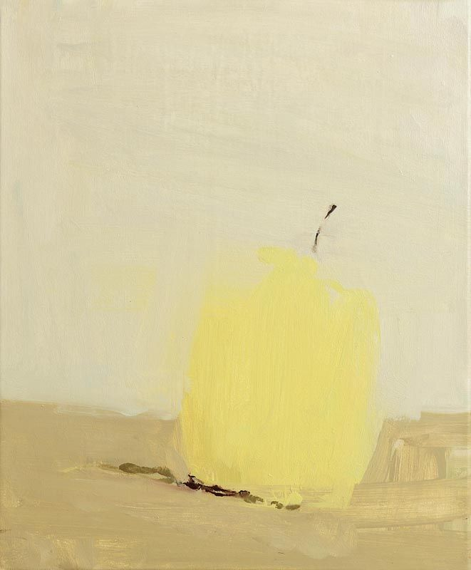 Pat Harris, Pear (2003) at Morgan O'Driscoll Art Auctions