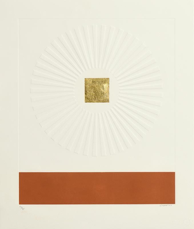 Patrick Scott, Untitled (2009) at Morgan O'Driscoll Art Auctions