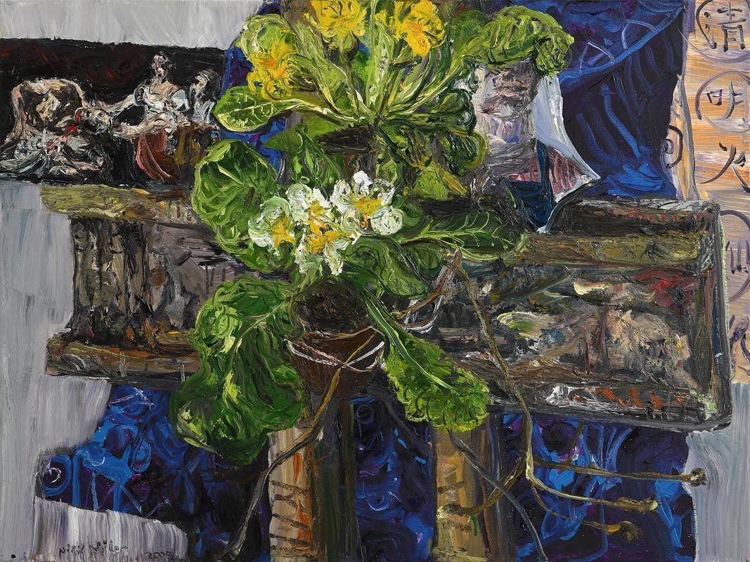 Nick Miller, History and Nature (2000) at Morgan O'Driscoll Art Auctions