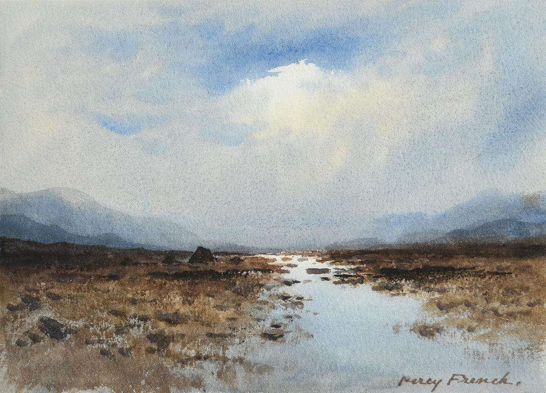 William Percy French, Falcarragh, Co Donegal at Morgan O'Driscoll Art Auctions