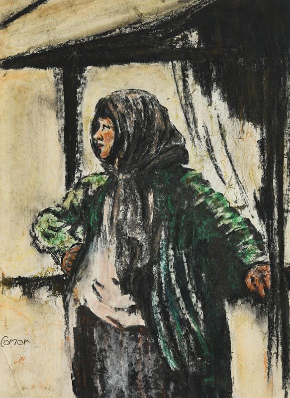 William Conor, Belfast Trader at Morgan O'Driscoll Art Auctions