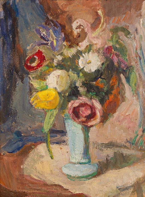 Roderic O'Conor, Still Life with Flowers at Morgan O'Driscoll Art Auctions