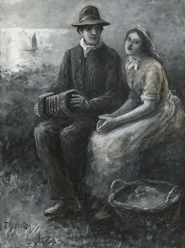 John Butler Yeats, Music's Golden Tongue at Morgan O'Driscoll Art Auctions