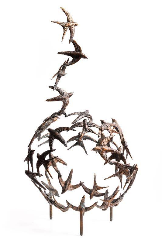 Colm J. Brennan, Swallowsphere at Morgan O'Driscoll Art Auctions