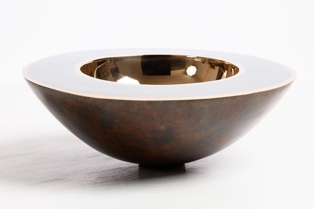 Michael Foley, Ciotola Di Fusione (2020) at Morgan O'Driscoll Art Auctions