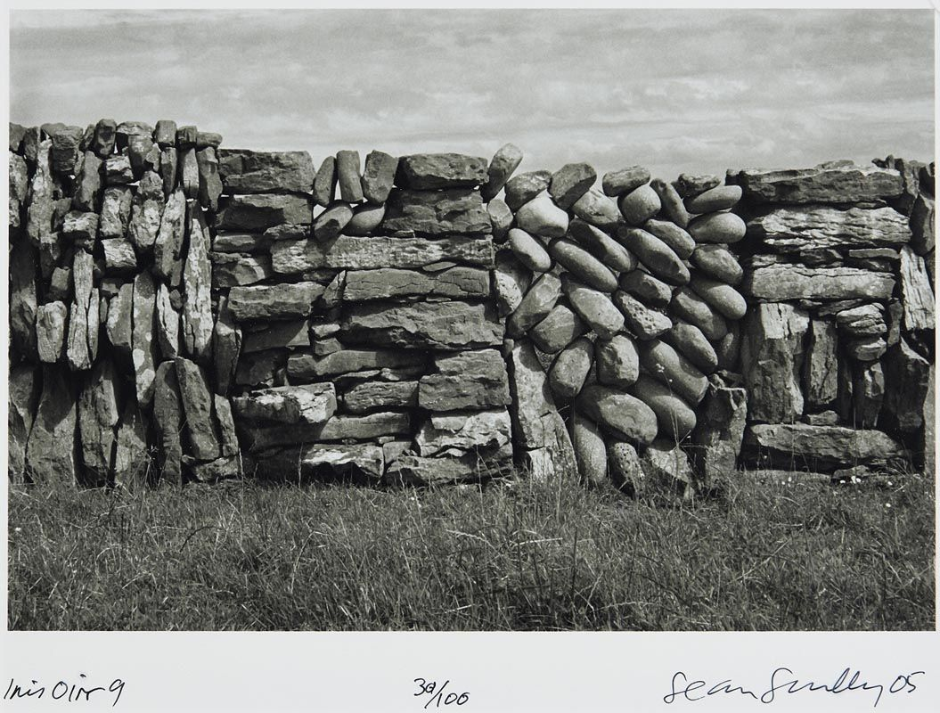 Sean Scully, Inis Oirr 9 (2005) at Morgan O'Driscoll Art Auctions