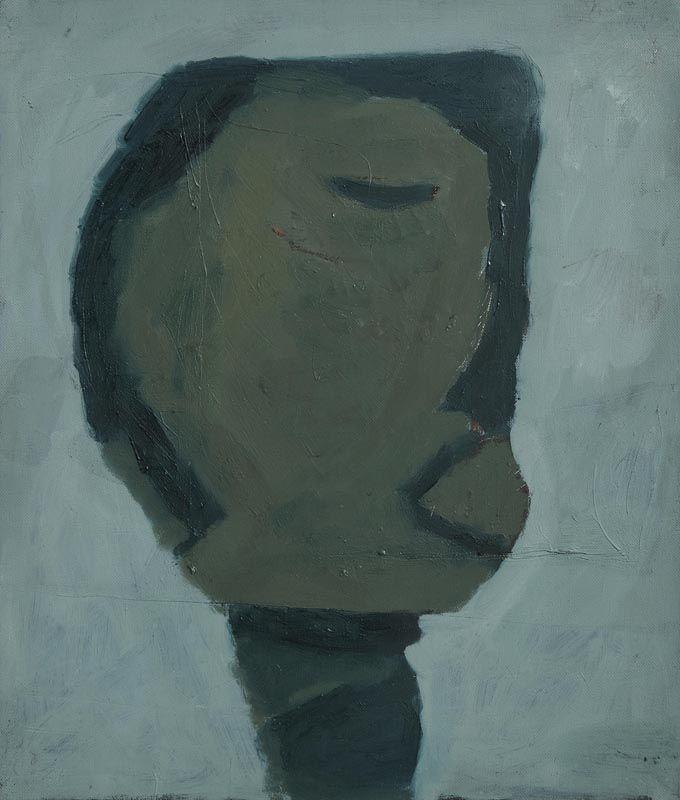 Paddy McCann, Yawn (2000) at Morgan O'Driscoll Art Auctions