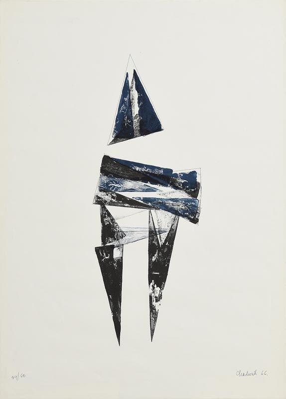 Lynn Chadwick, Figure IV (1966) at Morgan O'Driscoll Art Auctions