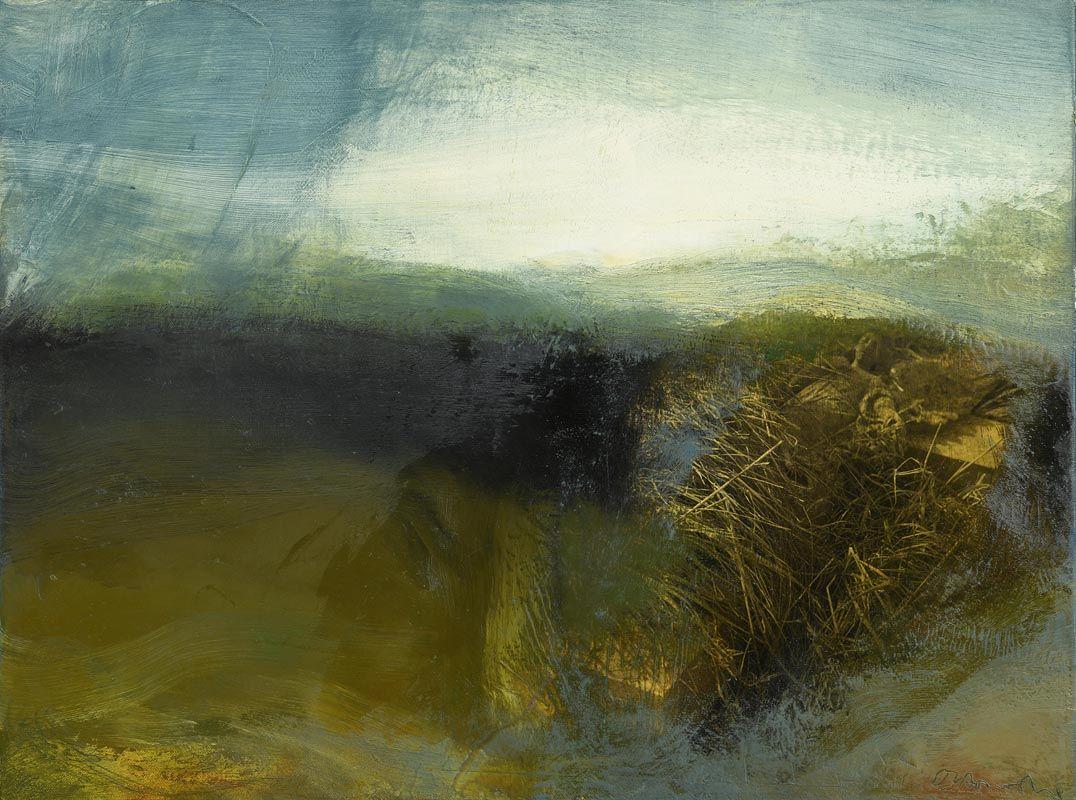 Hughie O'Donoghue, Fallen Angel (2006) at Morgan O'Driscoll Art Auctions