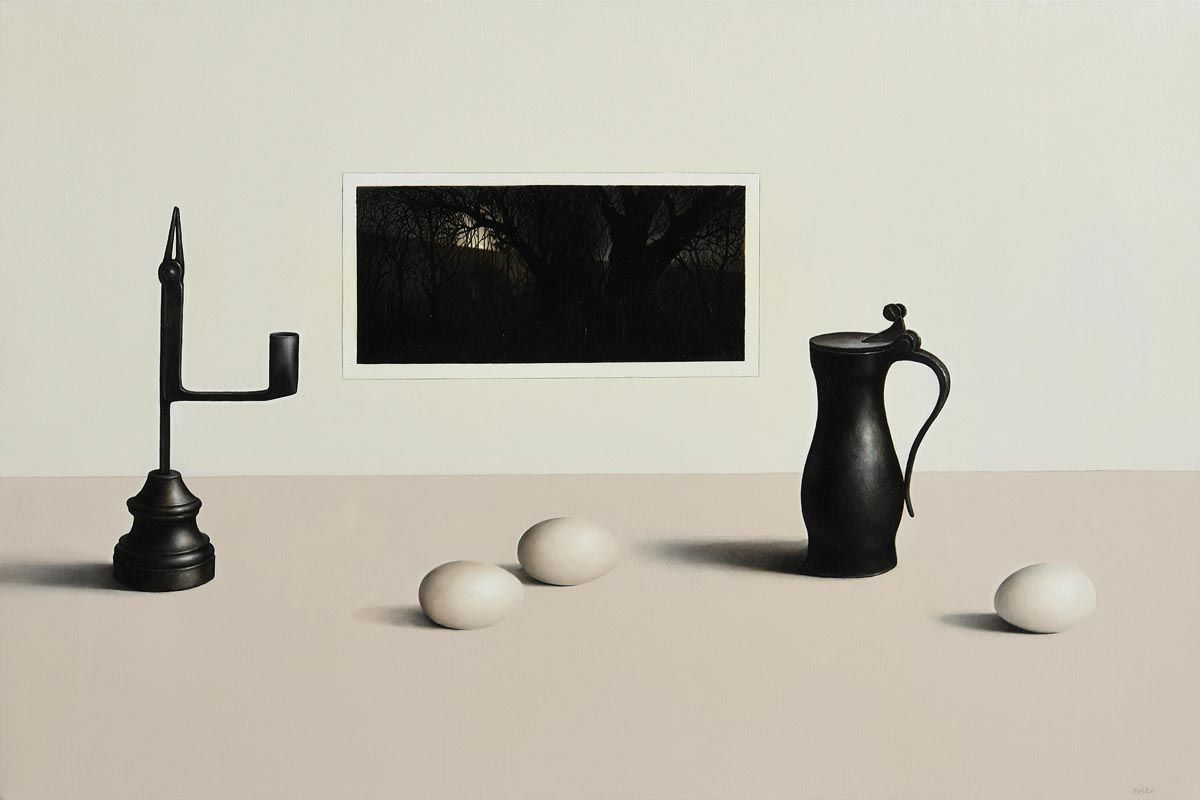 Liam Belton, Moonlight and Rushlight (2006) at Morgan O'Driscoll Art Auctions