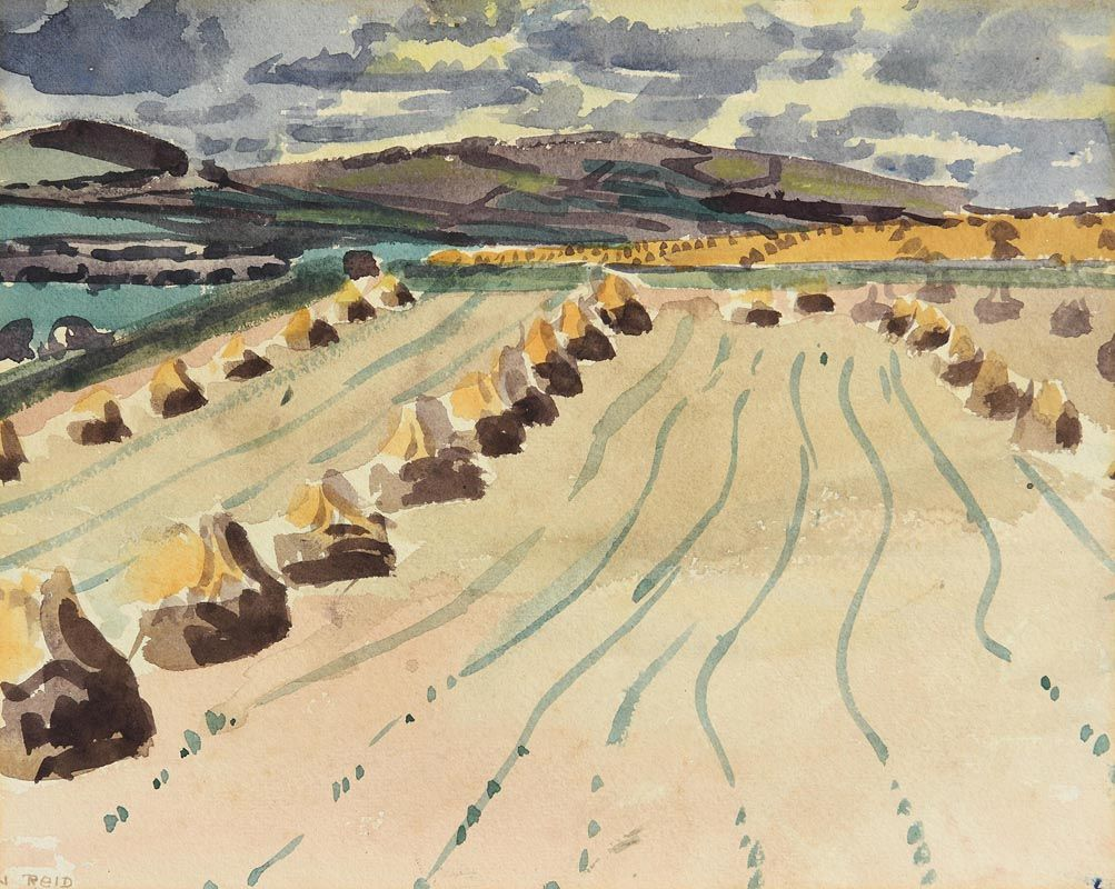 Nano Reid, Clogherhead, Drogheda at Morgan O'Driscoll Art Auctions
