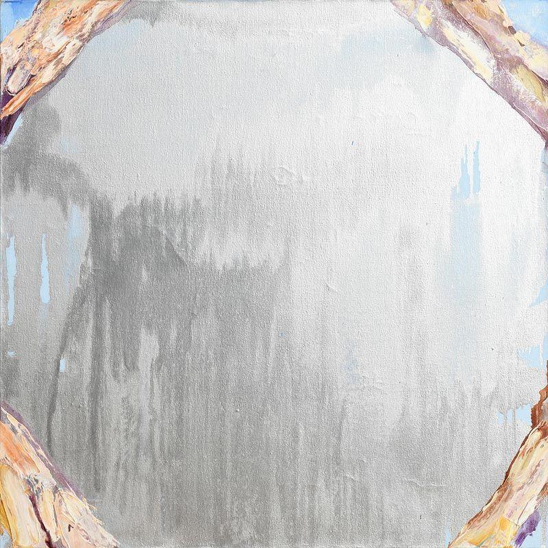 Barrie Cooke, Silver Ruatanawa (1993) at Morgan O'Driscoll Art Auctions