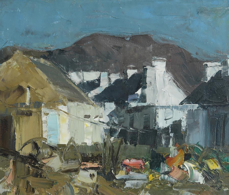 Aidan Bradley, Summer's Day, Achill (2004) at Morgan O'Driscoll Art Auctions