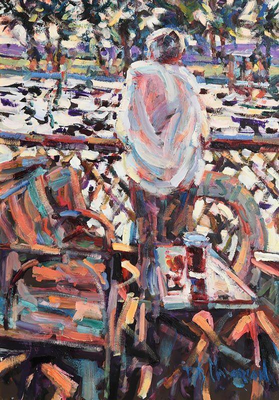 Arthur K. Maderson, The Nile, Near Luxor, Egypt at Morgan O'Driscoll Art Auctions