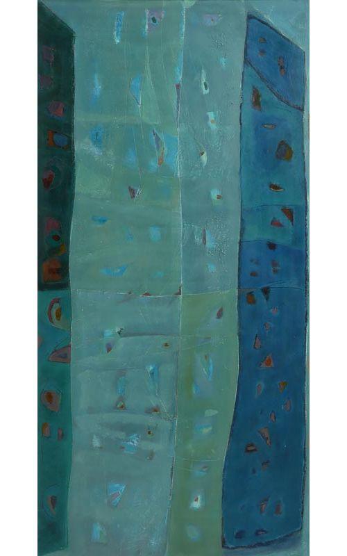 Tony O'Malley, April Painting (1972) at Morgan O'Driscoll Art Auctions