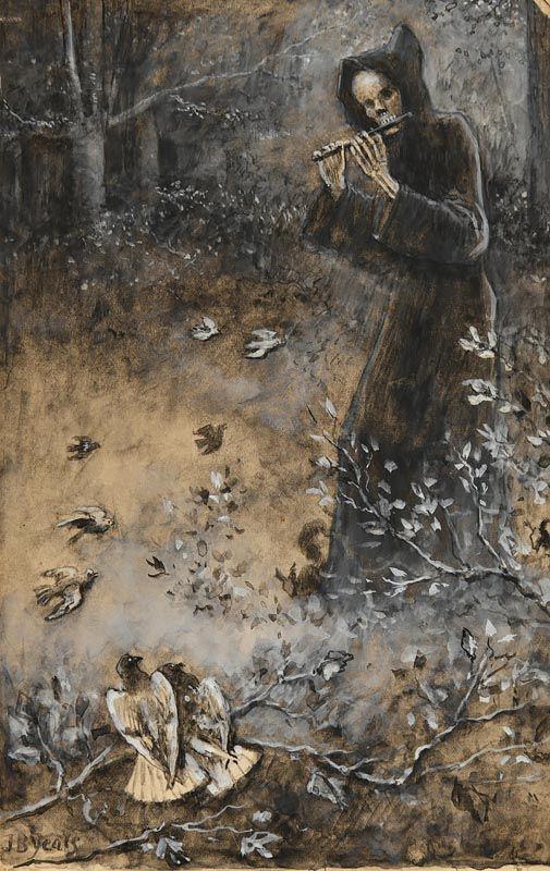 John Butler Yeats, Summer's Death Tune at Morgan O'Driscoll Art Auctions