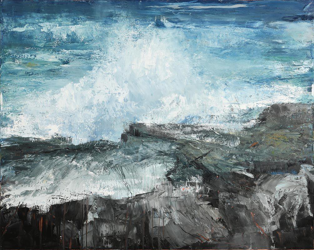 Donald Teskey, Tempest (2016) at Morgan O'Driscoll Art Auctions