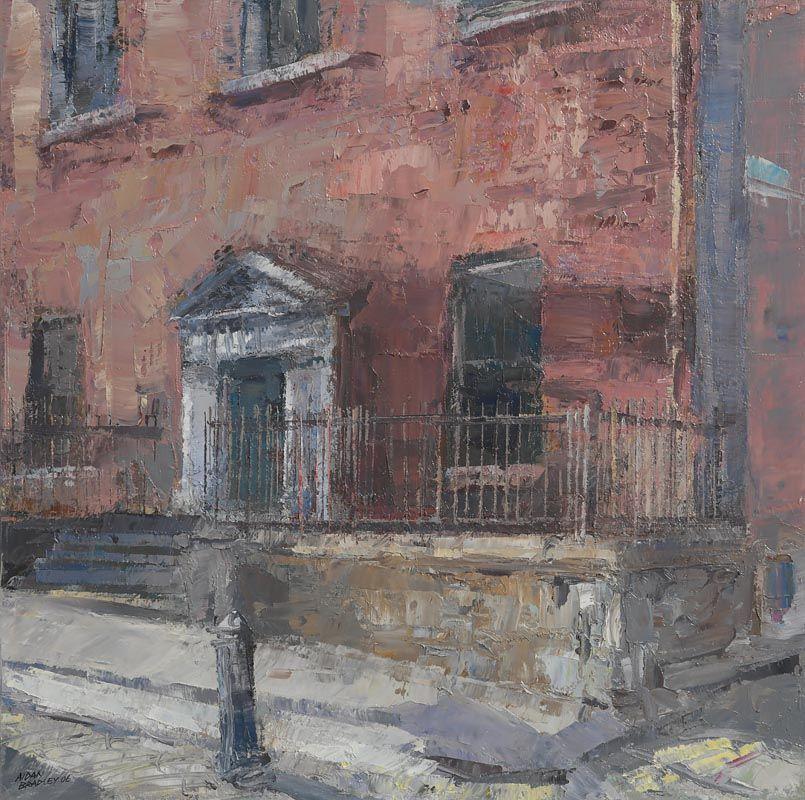 Aidan Bradley, Georgian Dublin at Morgan O'Driscoll Art Auctions